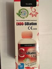 Dental root canal preparation solution EDTA 15% Endo-Solution 120ml bottle
