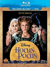 HOCUS POCUS (Bette Midler)  - Blu Ray - Sealed Region free for UK