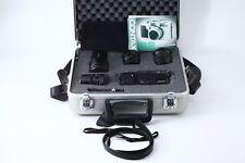 [NearMINT]Contax G2 Black 28/45/90mm lenses & TLA200 Complete Set From Japan