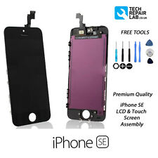 Premium Quality iPhone SE LCD & Digitiser Touch Screen Assembly Repair - BLACK