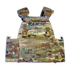 Mayflower RC APC Assault Plate Carrier - MULTICAM CAMO Size S/M Velocity Systems
