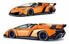 1:18 Kyosho  2014 Lamborghini Veneno Roadster orange metallic