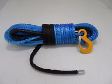 12mm*30m winch rope for sale,synthetic rope for winch accessories,amsteel winch