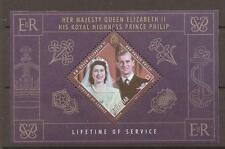 GIBRALTAR SGMS1396 2011 LIFETIME OF SERVICE MNH