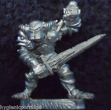 1985 Chaos Warrior 0201 18 CH2 Gladstone the Large Citadel Warhammer Army Hordes