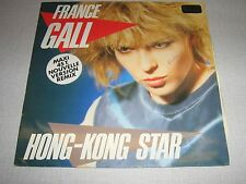 "France Gall Maxi vinyl 12"" France Hong Kong star"