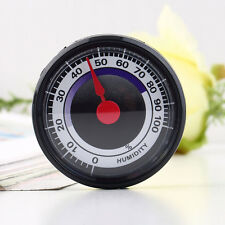 Pro 0-100% Accurate Analog Hygrometer Humidity Meter Thermometer Home Incubators