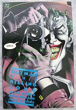 Batman Joker Origin The Killing Joke HIGH GRADE! KEY Alan Moore Story! 5th Print