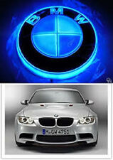 BMW 82mm Car Logo LED Emblem Background Light For BMW 3 5 7 Series X3 X5 X6