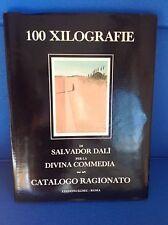 100 XILOGRAFIE di Salvator Dalì per la DIVINA COMMEDIA - Catalogo Ragionato 1980