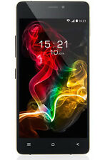 "Kazam Tornado 348 Android 4.4.2 AMOLED 4.8"" SmartPhone SimFree UNLOCKED Black"