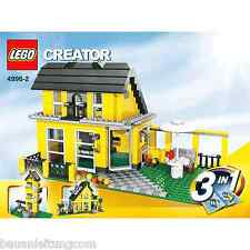 LEGO 4996 Creator 3in1 Heft 2 NUR Bauanleitung Instruction only