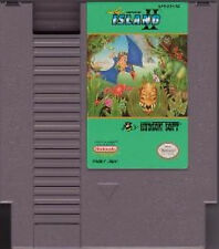ADVENTURE ISLAND II 2 TWO ORIGINAL NINTENDO GAME ORIGINAL NES HQ