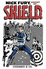 Nick Fury : Agent of Shield by Roy Thomas, Jim Steranko and Stan Lee (2000,...