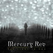 MERCURY REV The Light In You WHITE Vinyl LP + CD 2015 Digipak NEW & SEALED