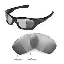 New Walleva Transition/Photochromic Polarized Lenses For Oakley Pit bull