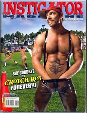Instigator Magazine Issue 18 (2008) - Featuring Tom of Finland