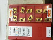 SANDVIK r390-180612m-mm 2030 lastre di svolta svolta taglio dischi con fattura