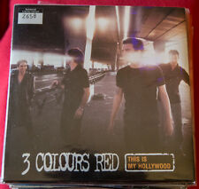 "3 COLOURS RED THIS IS MY HOLLYWOOD 7"" vinyl cult UK rock band Blur OASIS #2658"