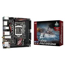 ASUS Z170I PRO GAMING Intel Core 6th Gen LGA1151 DDR4 Mini-ITX Motherboard