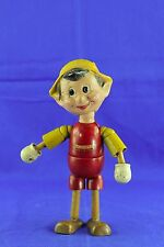 VINTAGE IDEAL PINOCCHIO WOOD JOINTED DOLL FOR DISPLAY OR PARTS