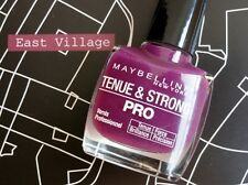 N° 275 Queen Berry TENUE & STRONG PRO de Gemey Maybelline Vernis à Ongles