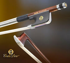 NEW! Coda Bow VIOLA Bow - Diamond GX - Gold Coda Inlay