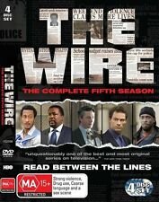 The Wire: Season 5 DVD NEW