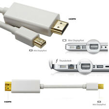 Mini Display Port (MiniDP/mDP) to HDMI Adapter Cable for Apple MacBook Pro /Air