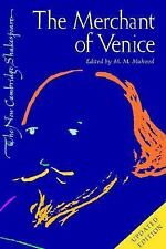 The New Cambridge Shakespeare: The Merchant of Venice by William Shakespeare...