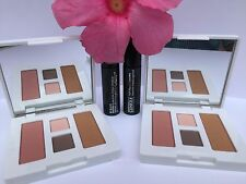 Clinique True Bronze Powder/Colour Surge Eye Shadow/Soft-Pressed Powder Palette