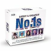 Various Artists - Latest & Greatest No. 1s (2013)  3CD Box Set  NEW  SPEEDYPOST