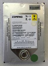 """Compaq 400867-001 WDE18300 18,2 GO 7.2 K 3.5"""" U2 SCSI 80 Broches HDD DCM"""