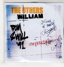 (GU510) The Others, William - 2005 DJ CD