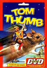 Tom Thumb, A Narrated Storybook (DVD, Cardboard Sleeve) BRAND NEW FACTORY SEALED