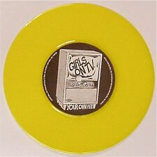 "BE YOUR OWN PET 'GIRLS ON TV' UK 7"" ONE-SIDED SINGLE ON YELLOW VINYL"