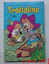 TROTTOLINO 39 Grafica Editoriale METRO 1978