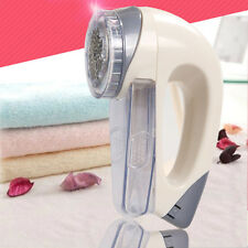 Portable Clothes Lint Pill Fluff Remover Sweater Shaver Trimmer Battery Operated
