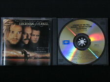 Legends Of The Fall. Film Soundtrack. Compact Disc. 1995. Made In Australia