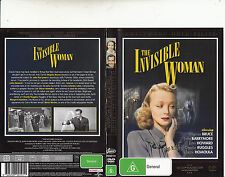 The Invisible Woman-1940-Virginia Bruce-Movie-DVD