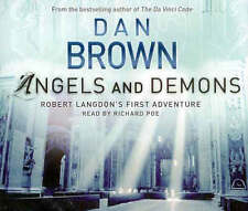 Angels and Demons by Dan Brown (CD-Audio Book, 2004)