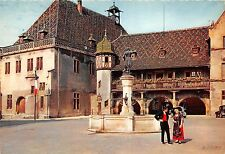 BR3348 Colmar Ancienne Douane et Fountaine Schwendi    france