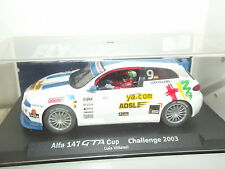 ALFA 147 GTA CUP-CHALLENGE 2003-A721-88082-FLY CAR COLLECTION-SLOT-1/32--E22