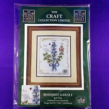 "The Craft Collection Cross Stitch Kit ""Bouquet Garni I"""