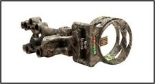Tru Glo Carbon XS Extreme 5 Pin .019 Sight Lost Camo w/Light