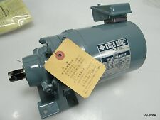 New Cyclo Drive HM-01-208 1:59 SUMITOMO 0.1Kw 4P 3Phase  Horizontal Induction