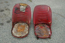 TRIUMPH TR3 AND EARLY TR4 SEAT FRAMES (Spitfire Mark 1,2,3 ?)