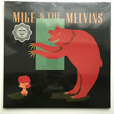 Mike & The Melvins - Three Men And A Baby LP Record Vinyl - BRAND NEW