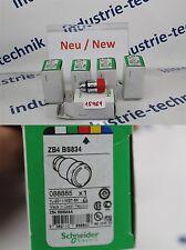 Schneider electric zb4 bs834 arrêt d'urgence palpeur 088885 zb4bs834