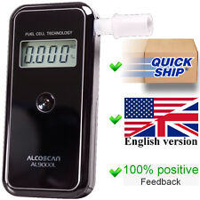 Alcoscan AL-9000L AlcoMate Alcotest Alcohol Breath Tester Analyzer Breathalyzer